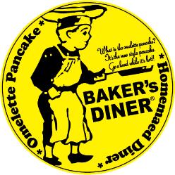 パンケーキ ベーカーズダイナー