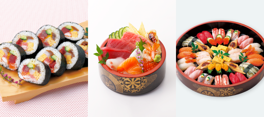 宅配寿司 すし屋の源さんイメージ