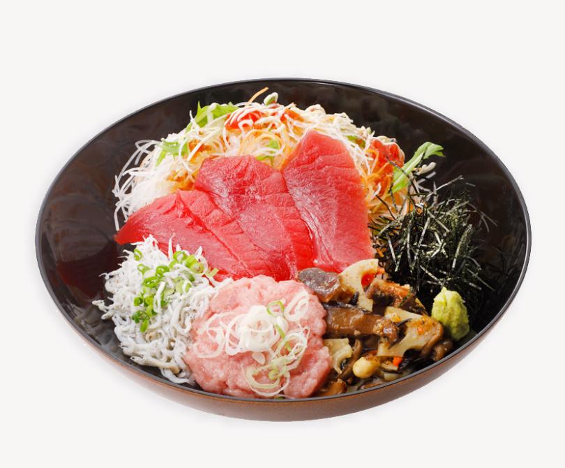 海鮮丼 魚ととメインビジュアル